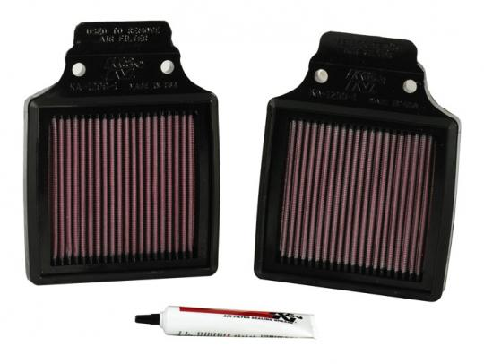 K&N Air Filter Kawasaki ZX12-R