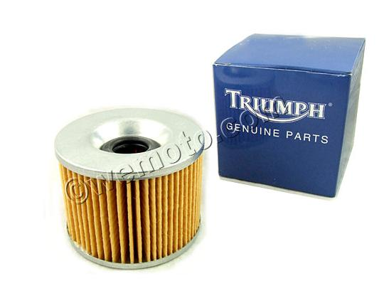 Picture of Oil Filter Triumph Genuine