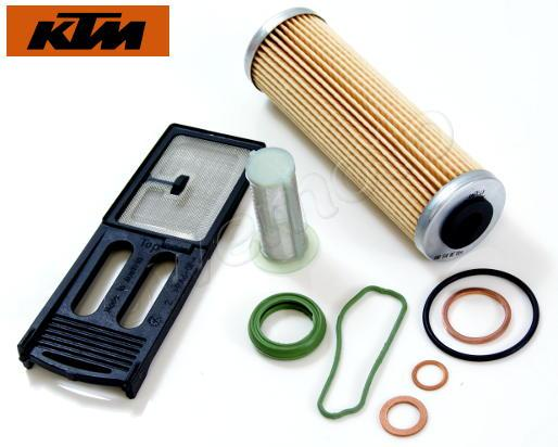 Picture of Oil filter Service Kit KTM LC8