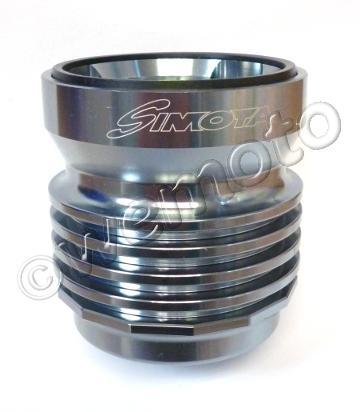Picture of Simota PERFORMANCE Oil Filter - Chrome Type 1 HF303 Equivalent