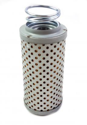 Picture of Oil Filter Moto Guzzi As GU19153000 - 109mm x 45mm Including Spring (95mm Without Spring)