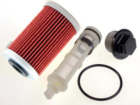Picture of Oil filter Service Kit KTM Duke 125 Duke 200