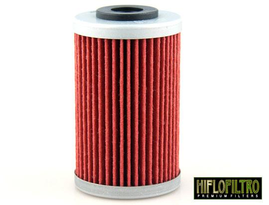 Picture of HiFlo Oil Filter HF155