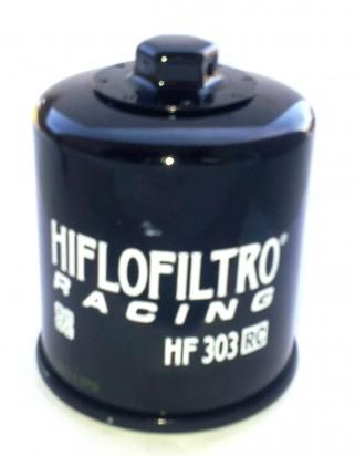 Picture of Kawasaki ZXR 250 R (ZX 250 D1) 91 Oil Filter HiFlo - Racing