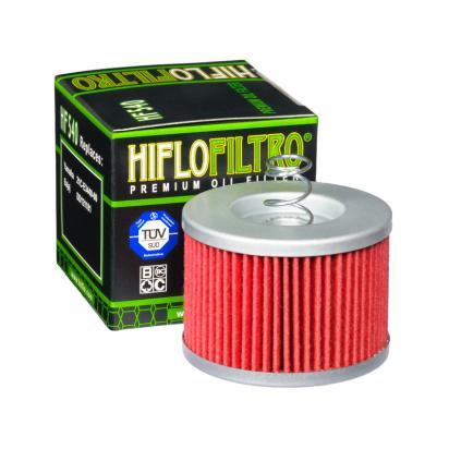 Picture of Oil Filter Hiflo HF540 - Bajaj Boxer 100/130, Caliber 115, Pulsar 135, Yamaha Byson 150, FZ16 2008+