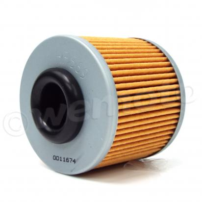 Picture of Oil Filter Hiflo HF569 - MV Agusta 2011-On Models