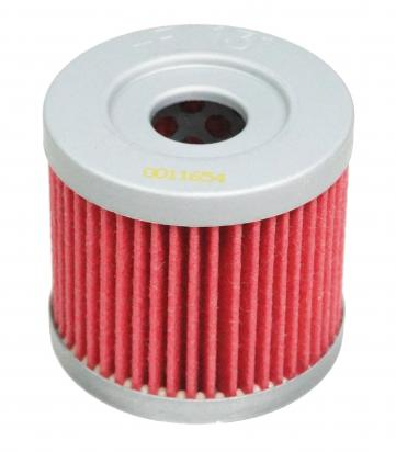 Picture of Suzuki UH 125 AL6 Burgman ABS 16 Oil Filter HiFlo