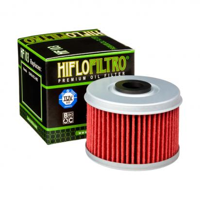 Picture of HiFlo Oil Filter HF103