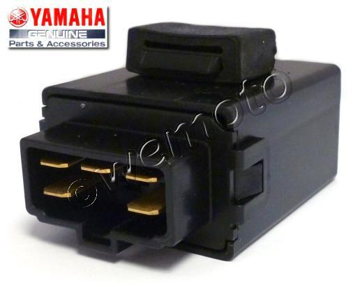 Picture of Flasher Relay 12v Geniune Yamaha Part 5 Pins 2UJ-83350-00