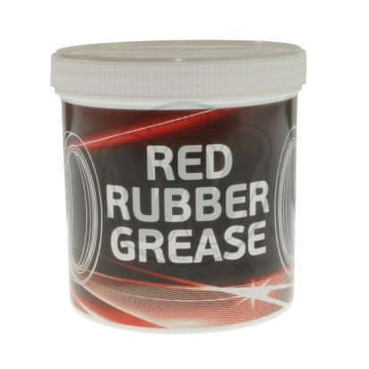 Picture of Brake Grease RED For Brake Caliper Rebuilds Rock Oil - 500g
