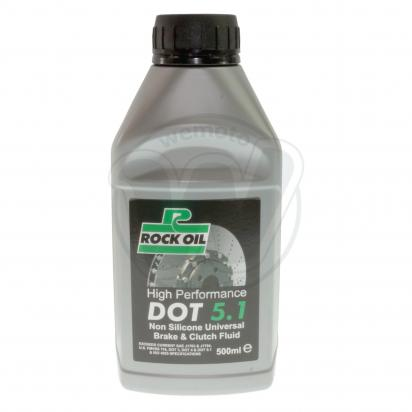 Picture of Brake & Clutch Fluid - Rock Oil - Dot 5.1 500 ml