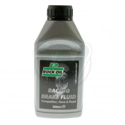 Picture of Brake Fluid - Rock Oil - Racing Formula - 500 ml - High Temperature DOT 4