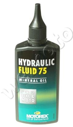 Picture of Motorex Hydraulic Fluid 75 Mineral - 100 ml