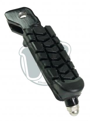 Picture of Footrest Front Left - As KTM 90103040033 - KTM Duke 125/200/390, RC125/200/390