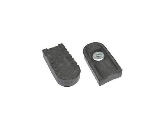Picture of Footrest Rubbers Front - Pair