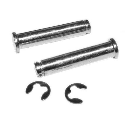 Footrest Pivot Pins Front - Pair
