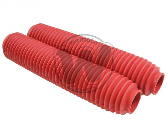 Picture of Fork Gaiters 365mm Long 41mm And 56mm - Red
