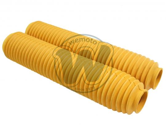Picture of Fork Gaiters 365mm Long 41mm And 56mm - Yellow