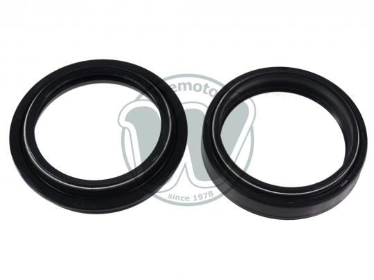 Picture of Fork Oil Seal and Dust Seal Set KTM Duke 125