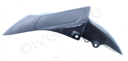 Picture of Front Mudguard - Yamaha FJR1300 2001-2005 - Carbon Fibre Style