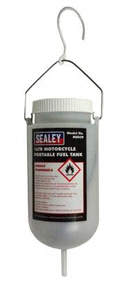 Picture of Sealey Motorcycle Portable Hanging Fuel Tank 1ltr