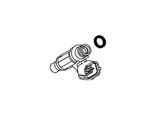 Kawasaki Genuine Fuel Injector 49033-0011 Single Unit [AE8759]
