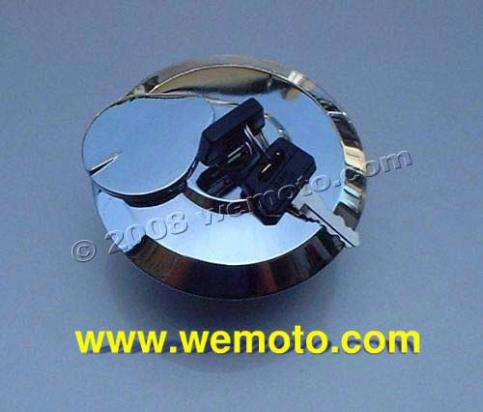 Picture of Fuel Cap Honda CA125 Rebel VF750C VT1100