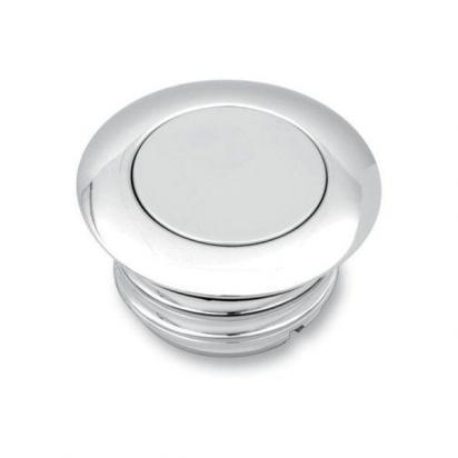 Picture of Fuel Cap - Flush Fit Pop up Harley Chrome