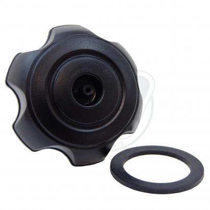 Picture of Fuel Cap - Black