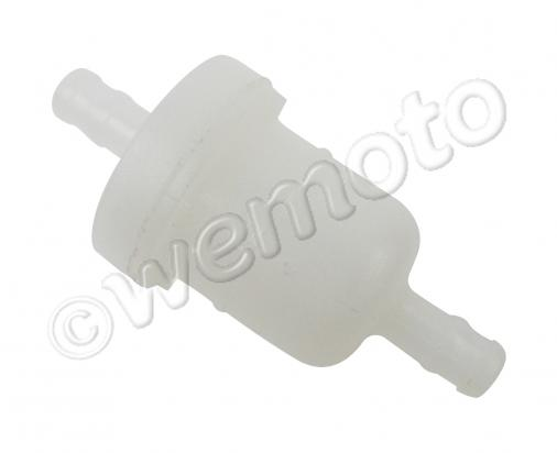 Picture of Fuel Filter as Honda 16910-KFM-902 6mm Inlet and Outlet Length 61mm