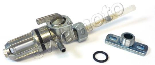 Picture of Fuel Tap Complete Kit Right Hand Outlet 35mm centre (18mm conversion)