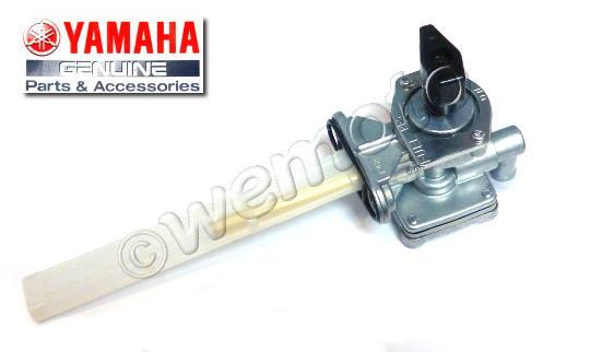 Picture of Fuel Tap - Yamaha Genuine Part As 4KG-24500-01-00