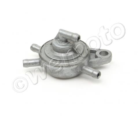 Picture of Petrol Tap Scooter Remote Diaphragm 4 WAY In,Out,Vent & Overflow