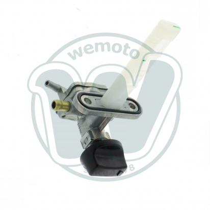 Picture of Fuel Tap Complete Suzuki  GSX550E - GSX600FJ,FK 44mm Centre 6mm Outlet Diaphragm Type