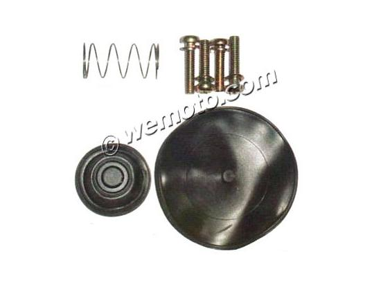Fuel Tap Repair Kit OD 26mm x OD 50mm x 20mm Honda VT600 Shadow 1999 - 2005