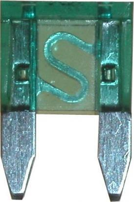 Picture of Fuse Mini Blade 30amp Green