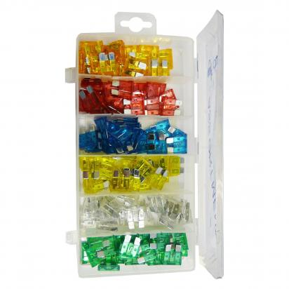 Picture of 50 Piece Blade Fuse Assortment