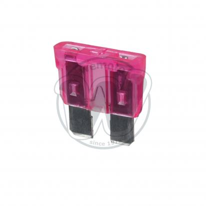 Picture of Fuse Blade 4amp Pink