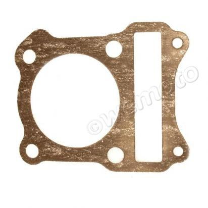 Picture of Superbyke RMR 125 (QM125GY-2B) (Rear Drum Brake) 07-08 Cylinder Base Gasket