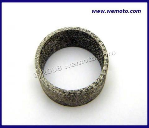 Exhaust and Collector Box Seal Metal Fiber OD 44.5mm ID 38.5mm Length 25mm