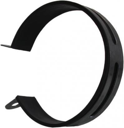 Picture of Exhaust Silencer Clamp 95-100mm with Rubber Insert