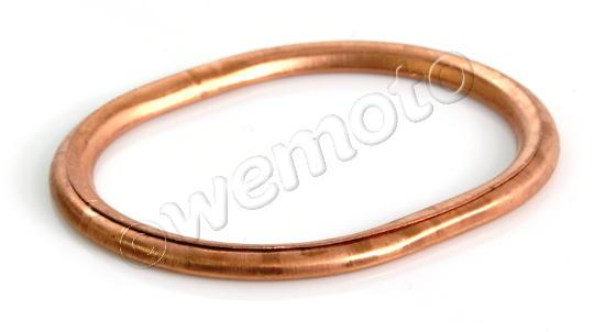 Picture of Exhaust Gaskets Oval KLR600 Copper Oval