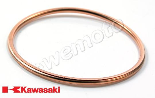 Picture of Silencer Conecting Gasket ZXR400 11009-1907