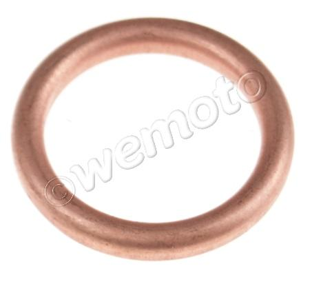 Picture of Yamaha SA 50 ME Passola (Electricstart) 82 Exhaust Gasket Front - Copper