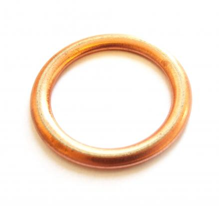 Picture of Exhaust Gasket Front - Copper