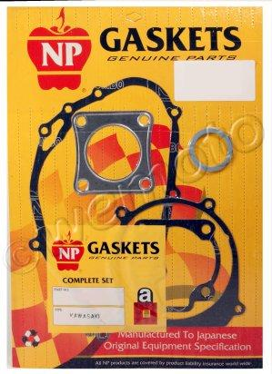 Picture of Kawasaki AR 80 C1-C5 81-87 Gasket Set - Full - Pattern