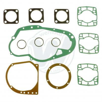 Picture of Suzuki GT 380 L 74 Gasket Set - Full - Athena Italy