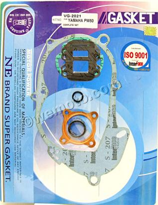 Picture of Yamaha QT 50 K 83 Gasket Set - Full - NE