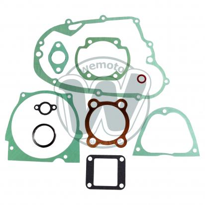 Picture of Yamaha DT 175 C  76-77 Gasket Set - Full - Athena Italy