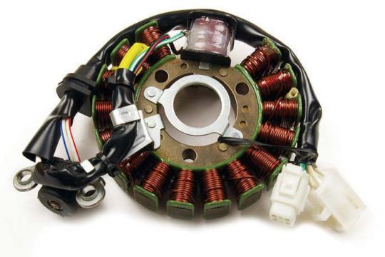 Picture of Italjet Jupiter 150 02 Generator - Stator - by Electrex